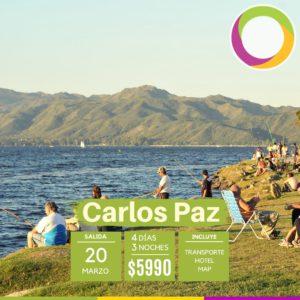 FINDE LARGO EN CARLOS PAZ!!